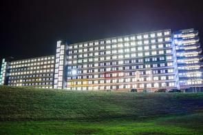 Multifunkcionális épület